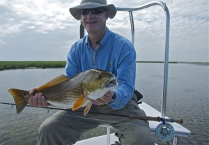 7-17 Skinny water Redfish