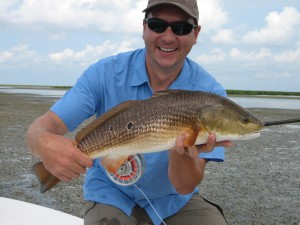 8/21 Tailing Summer Redfish