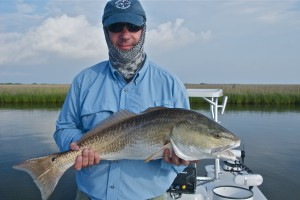 8/6 Tailing Redfish
