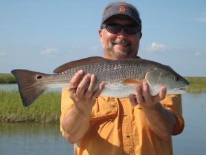 Double Digit Redfish – Louisiana