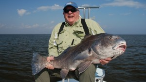 Warm Winter Redfish
