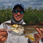 Snook Fishing Florida Everglades